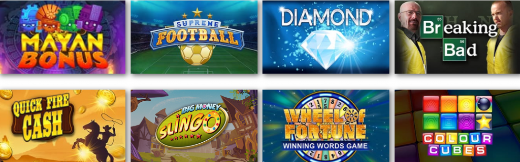 Instant Win Games at Vegas Wins Casino