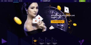 Casiplay Casino Games Lobby