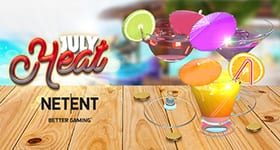 Play in The July Heat Promotion with Karamba Casino