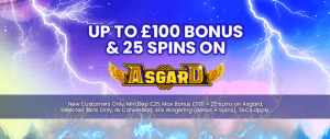 Get a Fantastic Welcome Bonus When You Sign Up