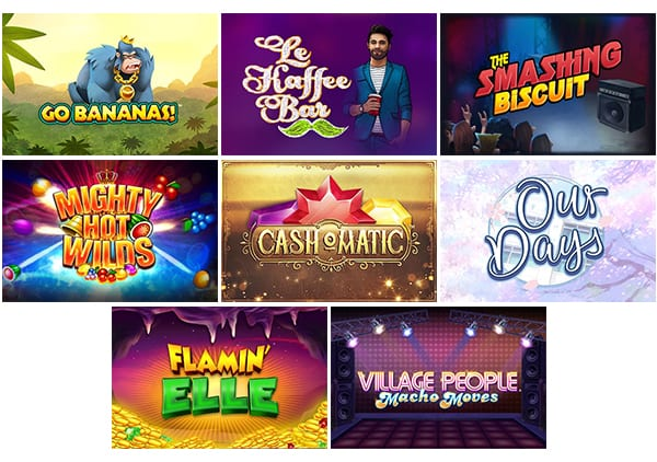 New Games for July at Casino Big Apple