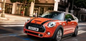 Spin To Get Your Chance to Win a Mini at Play OJO