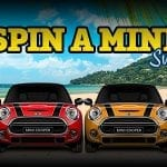 You Can Win 1 of 4 Mini's This Summer