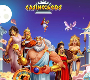 You Can Play All The Latest Games at Casino Gods Today