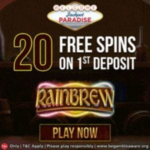 Visit Jackpot Paradise Casino Today To Get Your Bonus Spins