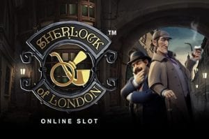 Play Sherlock of London at LuckyNiki Casino Today