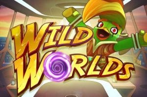 Play Wild Worlds Slot in The Happy Hour Promo