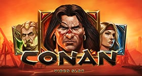 Play The Tournament Style Play On Conan Slot