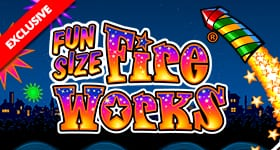 Play the Exclusive FunSize Fireworks Slot Game