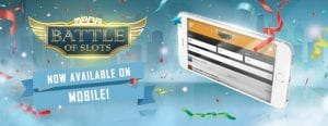 Battle of Slots Is Now Available on Mobile at Video Slots Casino