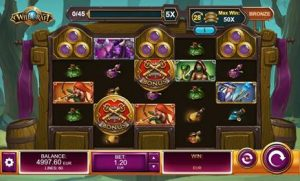Wildcraft Slot by Kalamba Games