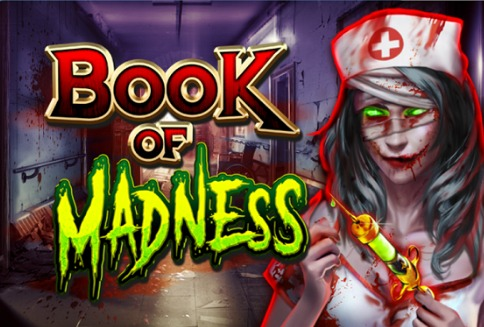 Play Book of Madness Today At Casino Gods