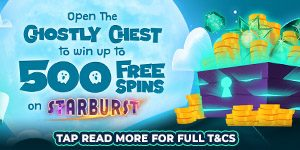 Casper Games Casino Welcome Bonus
