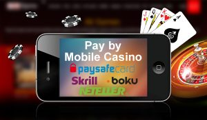 Pay by Mobile Casino - Black Spins Casino