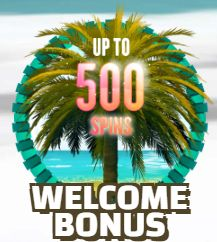 Get Up To 500 Spins In This Welcome Bonus