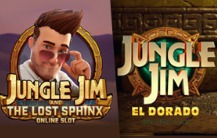 Play The Jungle Jim Slots Games Today