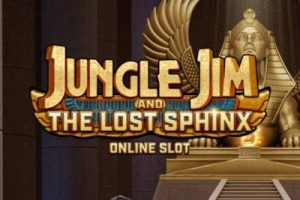 Play Jungle Jim and the Lost Sphinx Slot Game Today