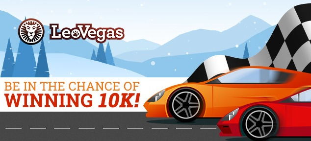 Take Part in This Festive Promotion for Affiliates of LeoVegas Casino