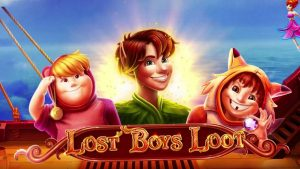 Play Lost Boys Loot Slot at CasinoJoy Today