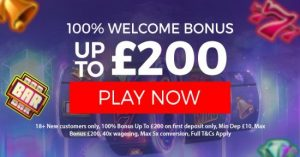 Welcome Bonus at Red Spins Casino