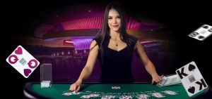 Play Live Casino Games from Evolution Gaming