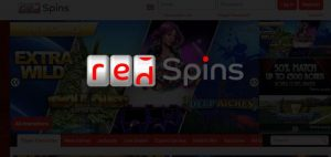 RedSpins Casino Online and Mobile