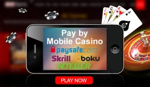 Red Spins Casino is a Pay By Mobile Casino