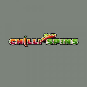 Chilli Spins Official Promotional Banner Logo