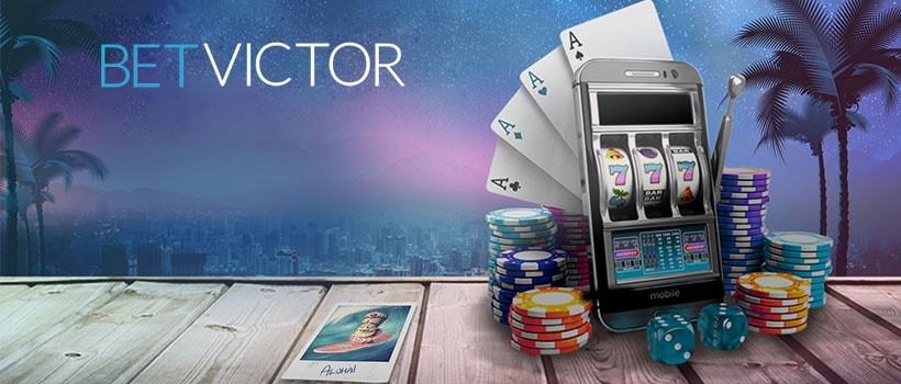Visit BetVictor Casino on Your Smartphone Today