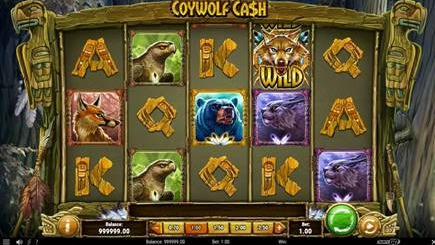 Play Coywolf Cash At Unibet This January