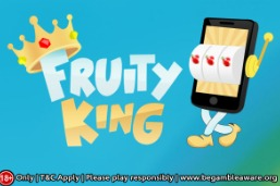 Players From Finland Can Now Play at Fruity King Casino