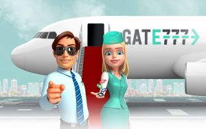 Jet Off on a Holiday With Gate777 Casino