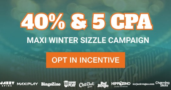 The Fantastic Deal for Affiliates This Winter