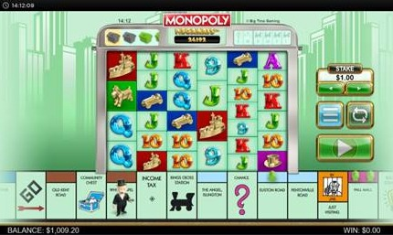 Monopoly Megaways Slot Game is now at Unibet Casino