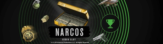 Narcos Slot Game Competition