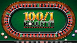 Play 100/1 Roulette Online at Royalzee Casino