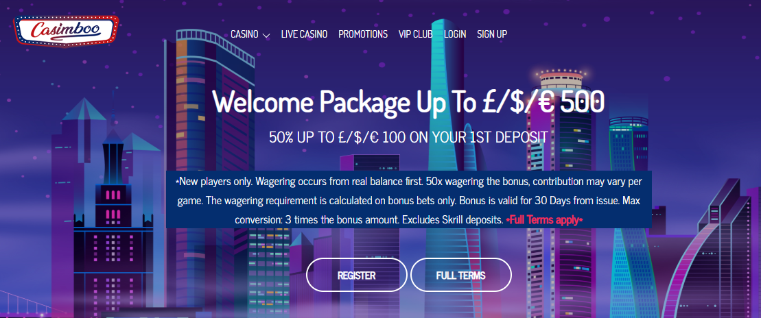 An Online Casino That Accepts PayPal