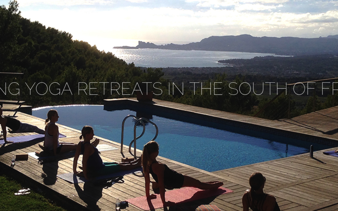 DETOX & RETOX- Yoga on the Côte d'Azure and Foodie Adventure in the Provençal Countryside- September 21-28, 2017