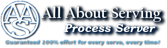 All About Serving Process Server