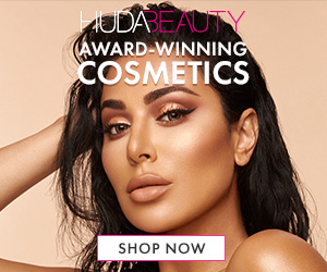 Huda Beauty - Award Winning Cosmetics