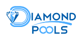 Diamond Pools and Spas Logo