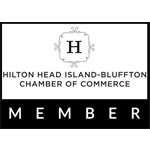 Member of Bluffton/Hilton Head Chamber of Commerce
