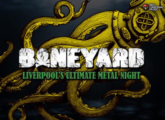 Boneyard - Shipping Forecast Liverpool - Aug 21 - Red Cardinal Music