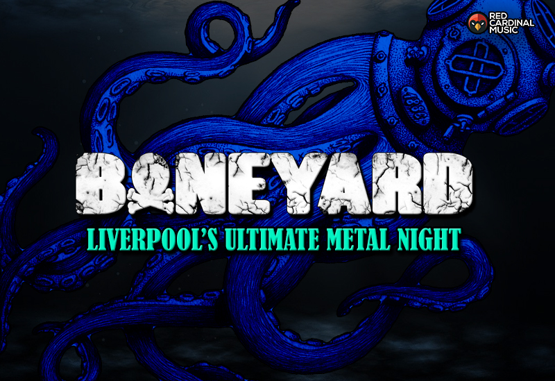 Boneyard - Shipping Forecast Liverpool - Sep 21 - Red Cardinal Music
