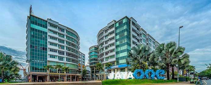 Picture of JayaOne in Kuala Lumpur