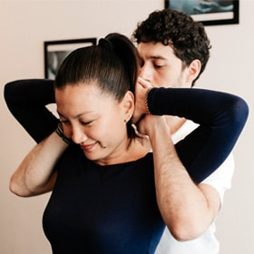 Adults can benefit from osteopathy