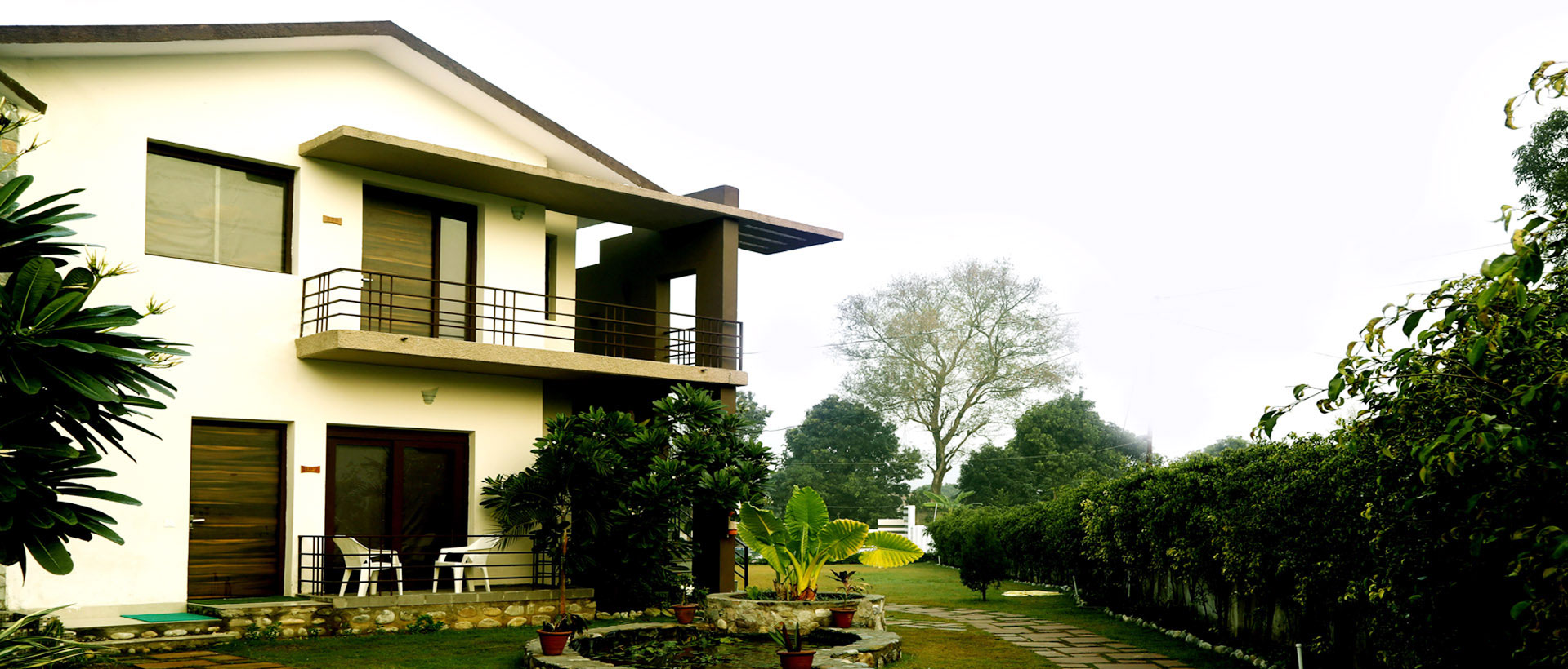 Corbett Panorama Resort