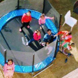 Corbett Panorama Resort - Activities - Trampoline