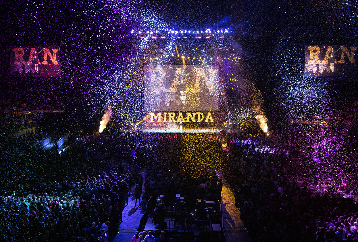 Miranda Hart Event