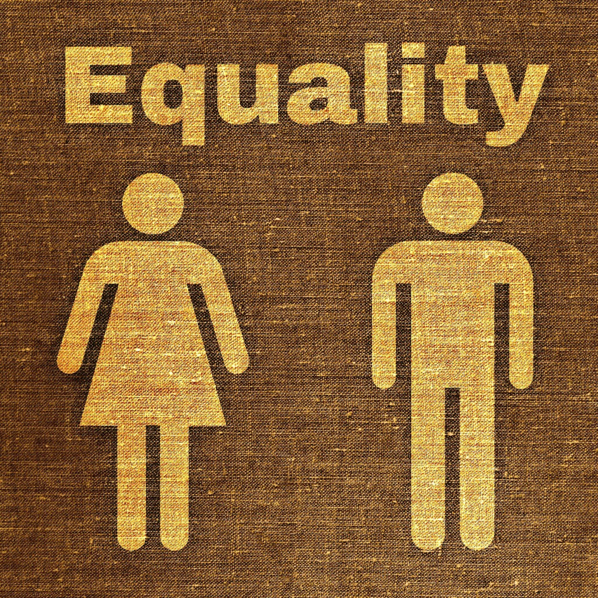 Equality man-1131008_1920 Image by Alexas_Fotos from Pixabay